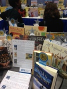 Some publishers at ALA Midwinter did create special displays of diverse books.
