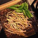 Growing my own food=destressing!