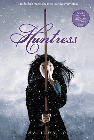 huntress-paperback